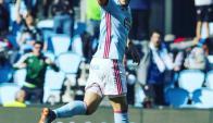 Maxi Gómez no para de convertir goles en la Liga Española