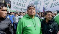 Pablo Moyano. Foto: Archivo La Nación | GDA