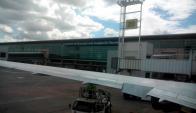 Aeropuerto José Joaquín de Olmedo. Foto: Wikimedia Commons