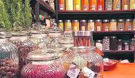 Variedad. El bazar ofrece 104 productos. (Foto: Gentileza Samud)