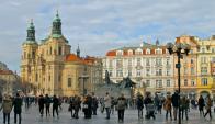 La capital de Chequia tiene este año una intensa agenda cultural.
