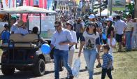 """Expo activa.  Sus organizadores ratificaron que los """"autoconvocados"""" tendrán un lugar. Foto: D. Rojas"""
