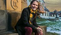 Katrin Jakobsdottir es la mujer más joven a acceder en ese cargo en su país.
