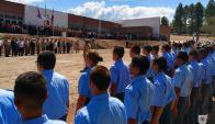 Liceo Militar de Tacuarembó. Foto: Néstor Araújo