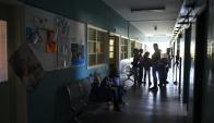 Adolescentes. La tasa de fecundidad es de 41 cada 1.000. Foto: Ariel Colmegna