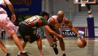 Defensor Sporting vs. Aguada. Foto: Fernando Ponzetto.