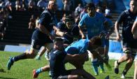 Uruguay vs. Estados Unidos. Foto: Ariel Colmegna.
