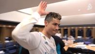 Cristiano Ronaldo. Foto: Captura