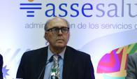 Asumieron las nuevas autoridades de ASSE. Foto: Darwin Borrelli