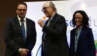Sin los representantes sociales, asumieron ayer los tres directores políticos de ASSE. Foto: D. Borrelli