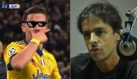 Mariano Closs contestó después de ser víctima de los memes.