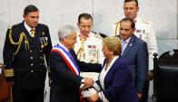 Sebastián Piñera ya es presidente de Chile. Foto: Reuters