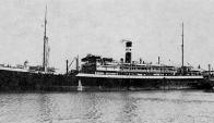 Formose: Famoso barco francés que trajo a miles de inmigrantes al Uruguay durante décadas. Foto: El País