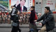 """Xi Jinping: el """"candidato de compromiso"""" que se quedó con todo. Foto: AFP"""