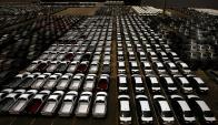 En el mes se comercializaron 3.574 unidades en el país. Foto: AFP