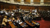 Diputados analiza esta tarde el proyecto de ley de Unidad Popular. Foto: F. Flores