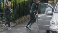 Harry Kane sigue sin poder saber el grado de su lesión de tobillo