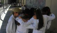A partir de 2005 comenzó a caer egreso de estudiantes en formación docente. Foto. F. Ponzetto