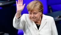 Merkel: observadores dicen que será su último gobierno. Foto. AFP