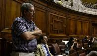 Rubio: consiguió los votos en general para su proyecto de ley. Foto: D. Borrelli