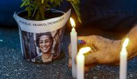 Conmoción en Río de Janeiro por el asesinato de Marielle Franco. Foto: AFP