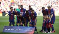 FC Barcelona ya está ganando el partido ante Athletic de Bilbao