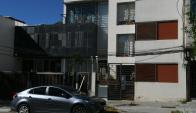 El apartamento en que estaba el turista brasilero baleado. Foto: Ariel Colmegna