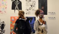 """Exposición """"Vivan las mujeres"""""""