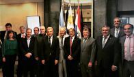Reconocimiento de gobiernos de Uruguay, Argentina y Paraguay a la asociación Iniciativa 2030 para participar del proceso de postulación ser sedes del Mundial 2030.
