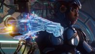 """John Boyega en """"Titanes del Pacífico: la insurreción"""""""