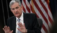 Jerome Powell. Foto: AFP