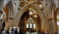 La catedral de Wells. Foto: Flickr