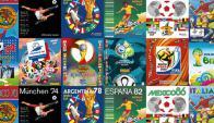 Un álbum histórico. Foto: FIFA.COM