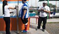 Fútbol de peso en México. Foto: AFP