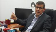 Fiscal de Corte, Jorge Díaz. Foto: Daniel Rojas
