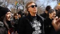 """Miles marcharon en la convocatoria """"March For Our Lives"""" en Estados Unidos. Foto: AFP"""