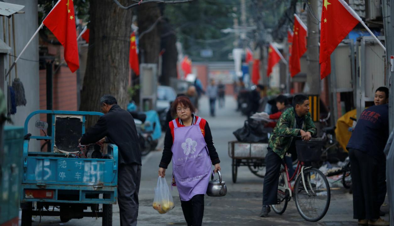 China vive esta semana el evento político más importante que ocurre cada cinco años. Foto: Reuters