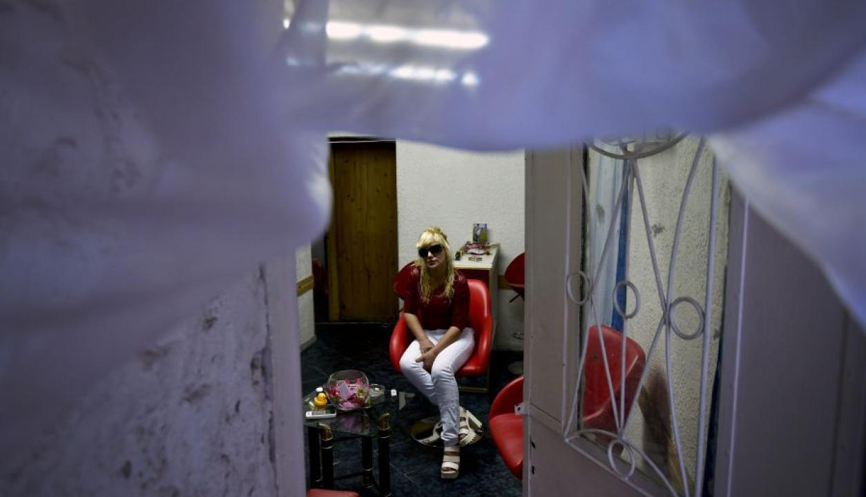 Mary Silvera, la madre del Pato Feo en entrevista con El País. Foto: Fernando Ponzetto