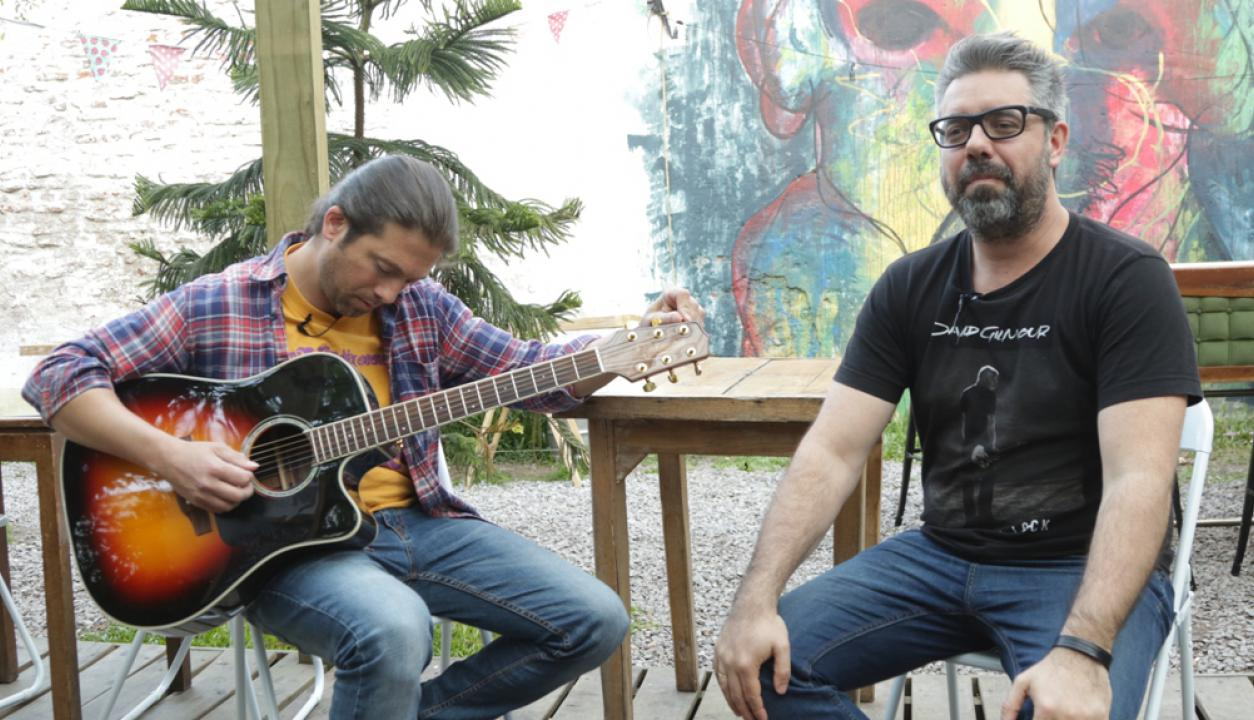 Spuntone y Mendaro. Foto: Gabriel Rodríguez