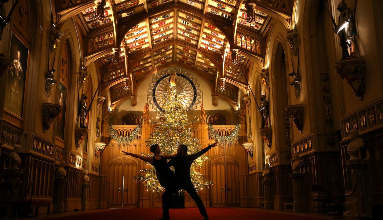 St George's Hall, Windsor Castle,