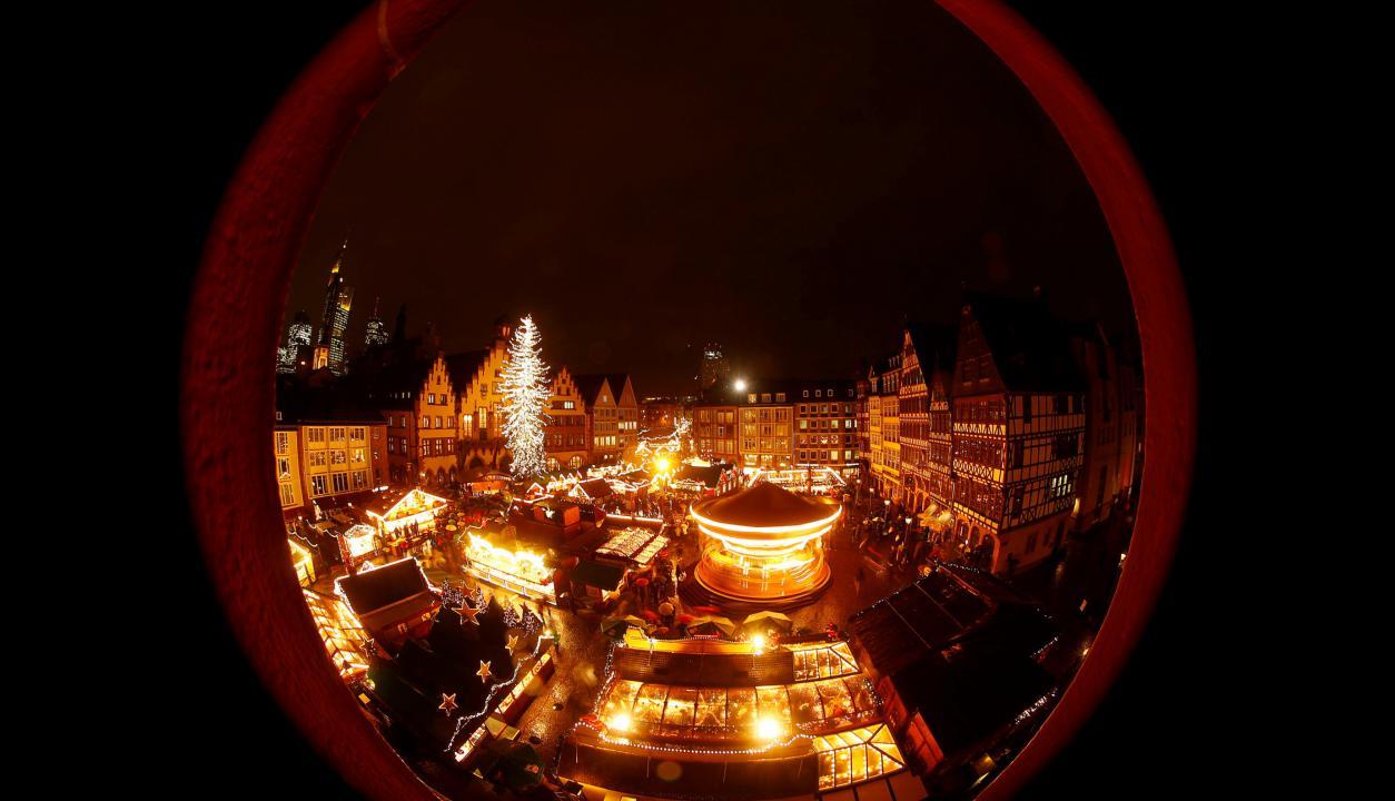 Frankfurt, Navidad