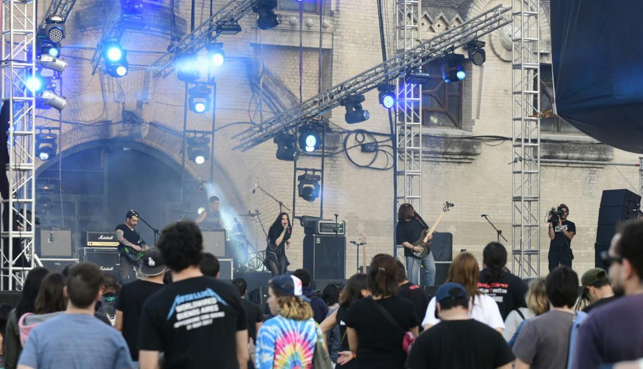 No Te Va Gustar, La Vela Puerca y Buitres son solo algunas de las bandas que se van a presentar. Foto: Marcelo Bonjour
