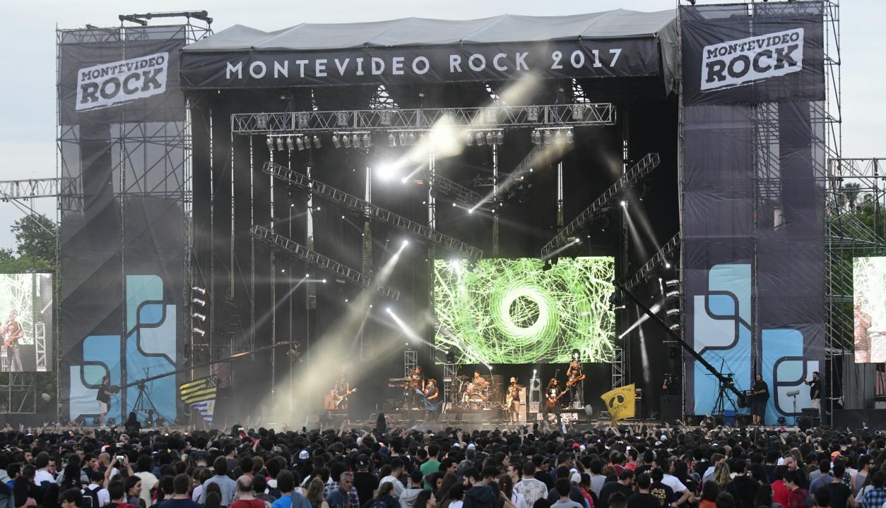 Montevideo Rock. Foto: Marcelo Bonjour