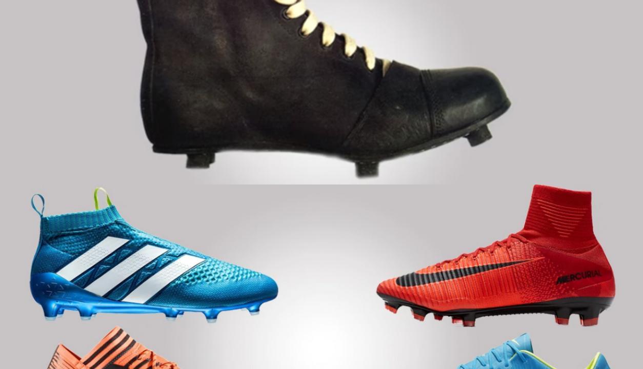 Evolución de los championes de fútbol