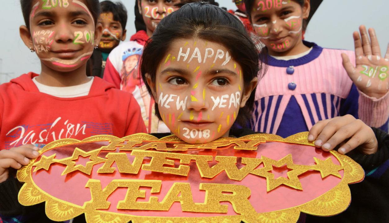 India. Foto: AFP