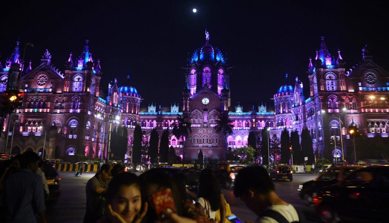 Bombay. Foto: AFP