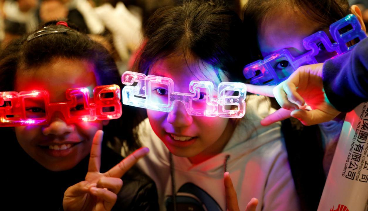 Los lentes fueron sensación en Hong Kong. Foto: Reuters