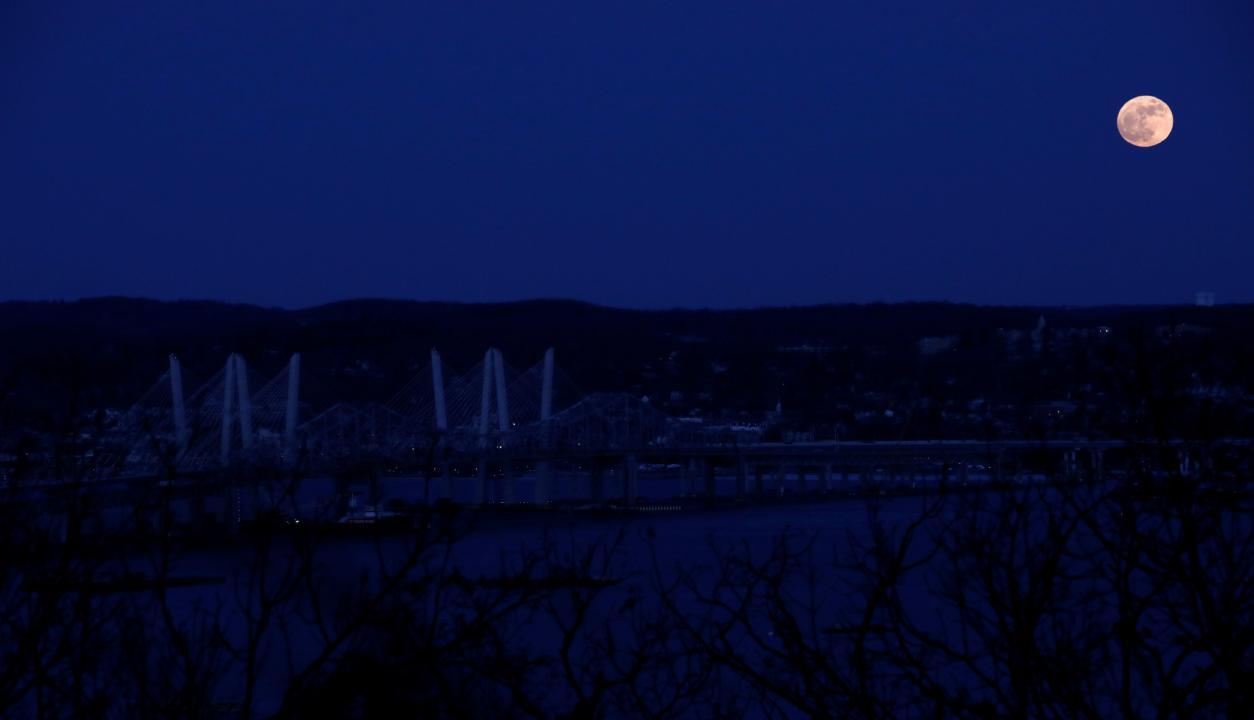 Superluna Nueva York