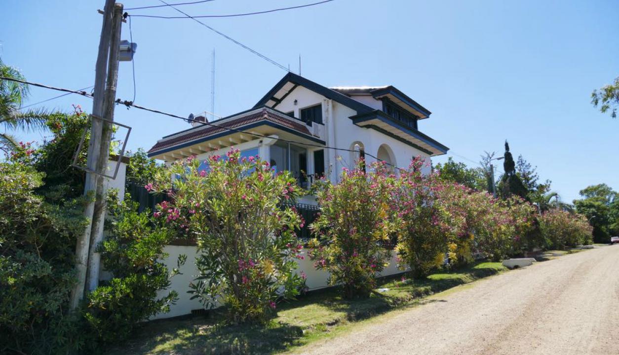 Sounión, la otra propiedad de Marcelo Balcedo en Uruguay. Foto: Ricardo Figueredo.