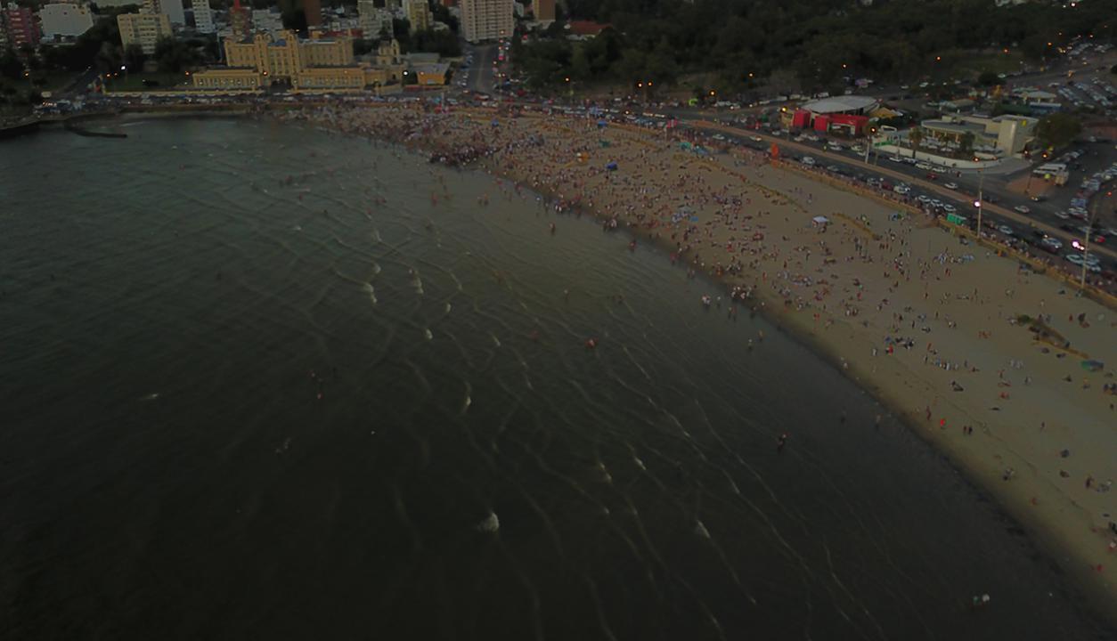 Iemanja 2018. Foto: Gabriel Rodríguez